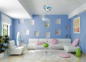 Bí quyết chọn màu sơn cho ngôi nhà mới