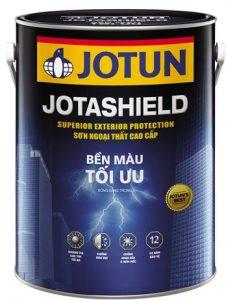 Jotashield – Sơn ngoại thất bền màu tối ưu